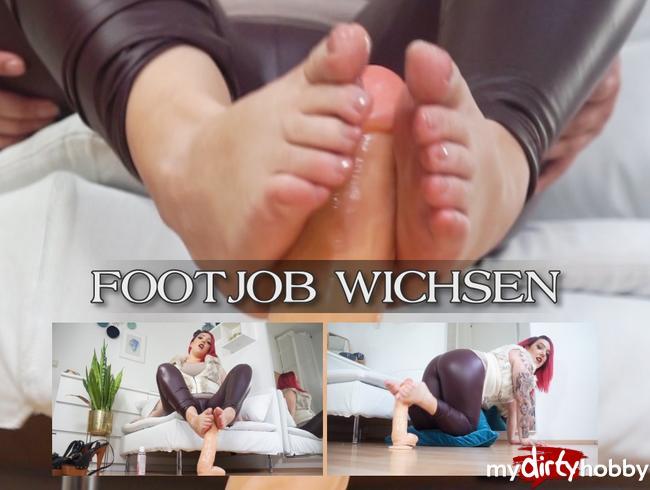 Video Thumbnail Footjob Wichsen