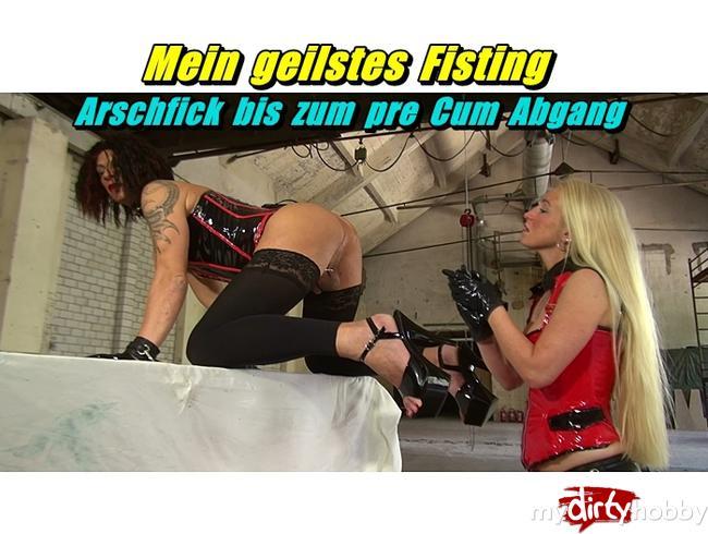 Video Thumbnail Mein geilstes Fisting - Arschfick bis zum pre Cum Abgang