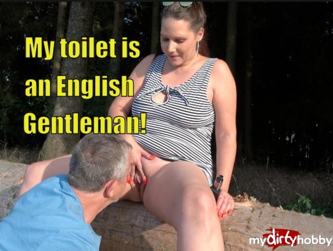 ViktoriaGoo - Mein Klo ist ein englischer Gentleman!