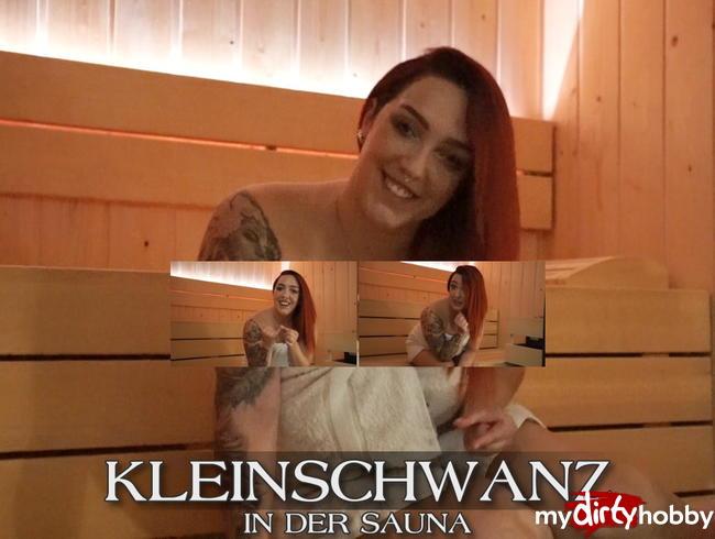 Video Thumbnail Kleinschwanz in der Sauna