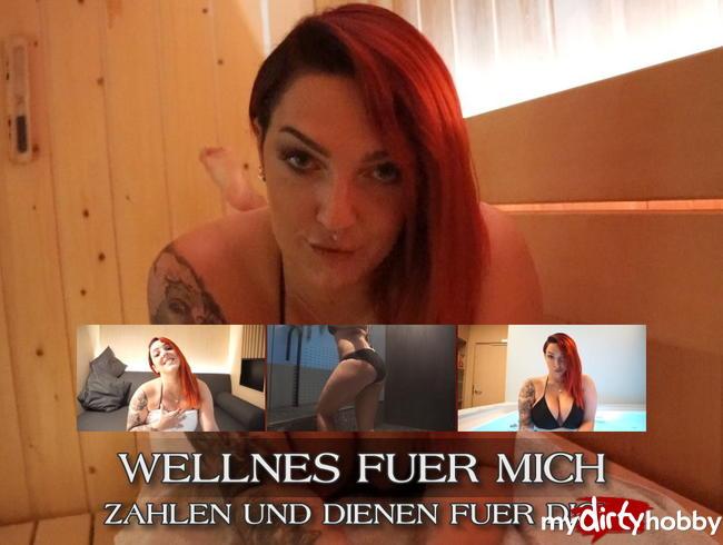 Video Thumbnail Wellness für mich, zahlen und dienen für dich!