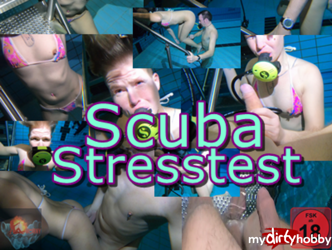 Video Thumbnail Scuba StressTest