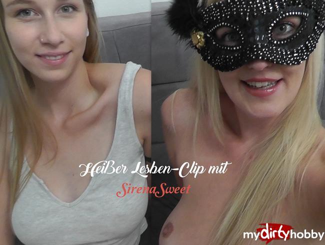 Video Thumbnail Heißer Lesben-Clip mit SirenaSweet