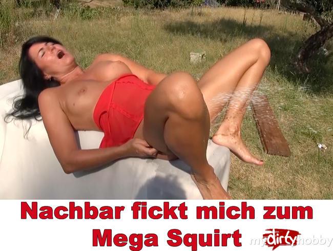 Video Thumbnail Nachbar fickt mich zum Mega Squirt