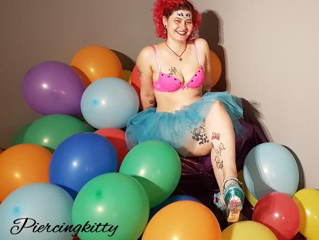 Video Thumbnail So viel Spaß mit Luftballons
