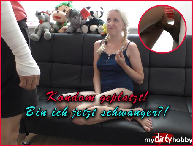 Video Thumbnail Kondom geplatzt! Bin ich jetzt schwanger?