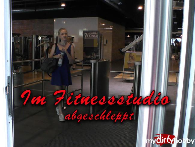 Video Thumbnail Im Fitnessstudio abgeschlappt