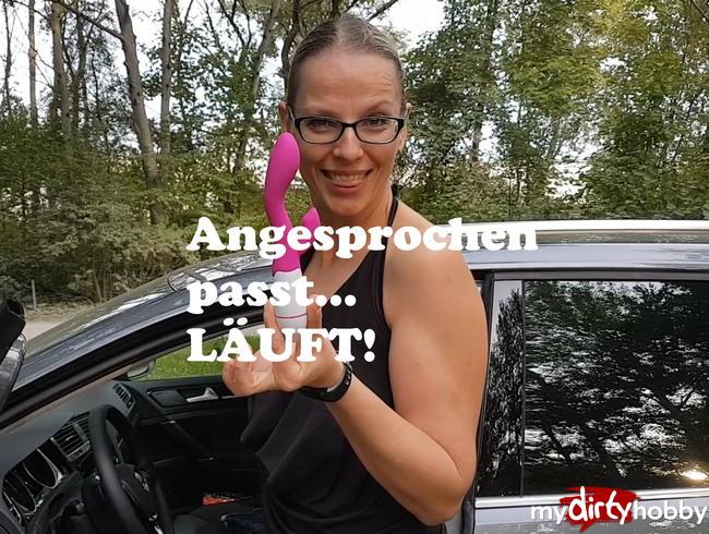 Video Thumbnail Angesprochen passt -Läuft!