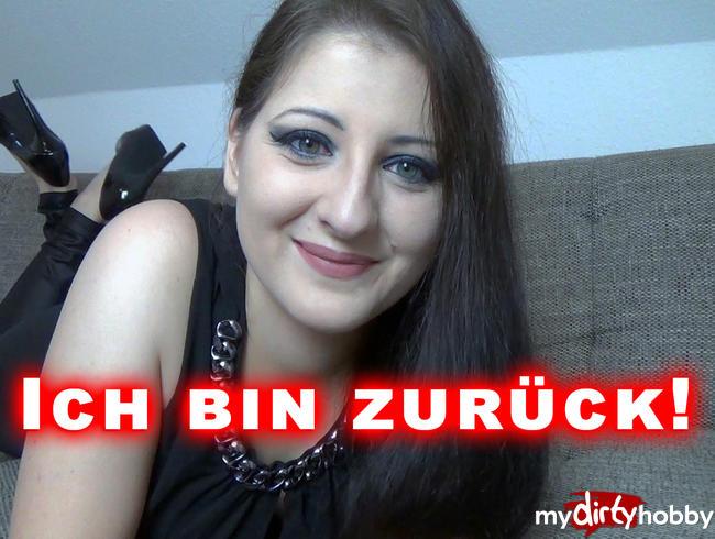 Video Thumbnail Ich bin zurück!