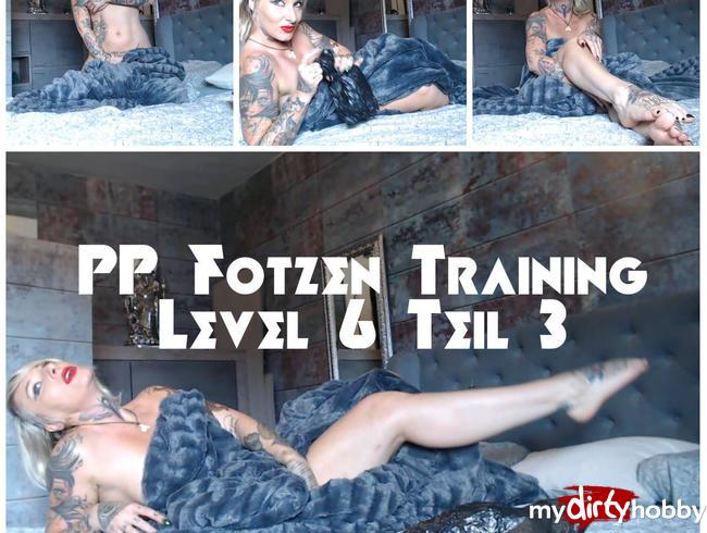Video Thumbnail PP Fotzen Training Level 6 – Die Erlösung Part 3