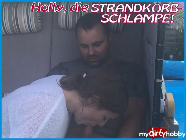 Video Thumbnail Holly, die Strandkorbschlampe!!!