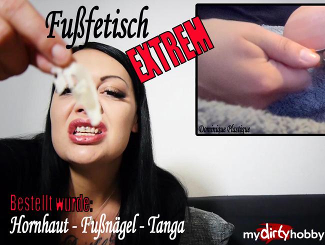 Video Thumbnail Fußfetisch extrem - Die Anweisungen - Bestellt wurde...
