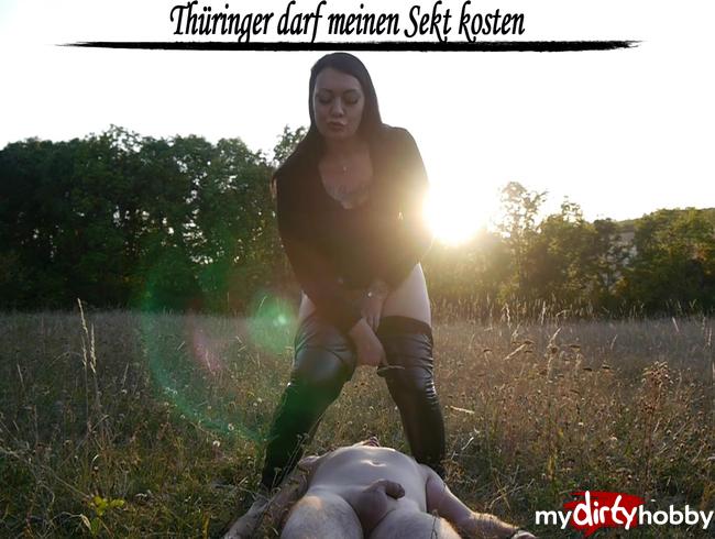 Video Thumbnail Thüringer darf meinen Sekt kosten