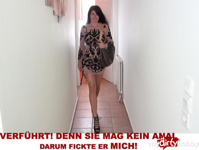 Video Thumbnail Verführt! Denn sie mag kein Anal! Darum fickte er mich