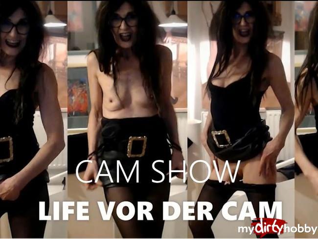 Video Thumbnail LIFE VOR DER CAM – CAM SHOW – WICHS ANWEISUNG