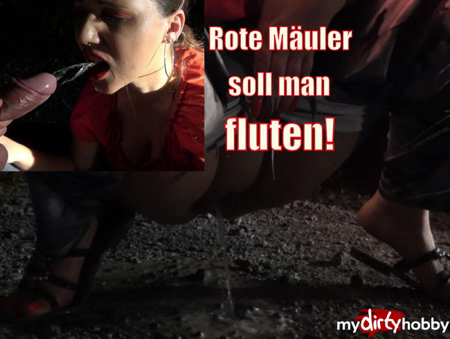 Video Thumbnail Rote Mäuler soll man fluten