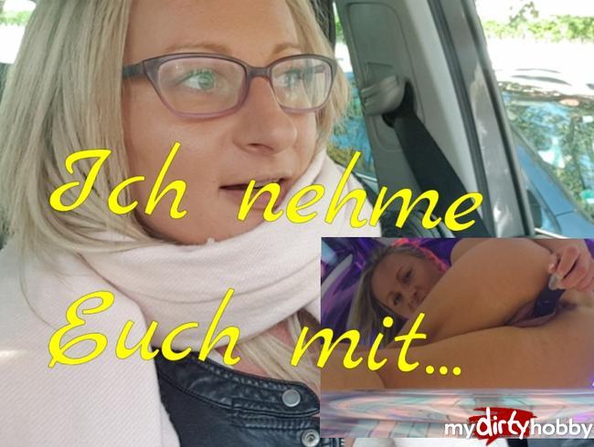Video Thumbnail Versaute Studentin nimmt EUCH mit...