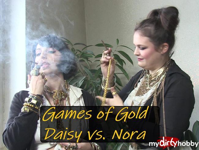 Video Thumbnail Games of Gold - Daisy vs. Nora