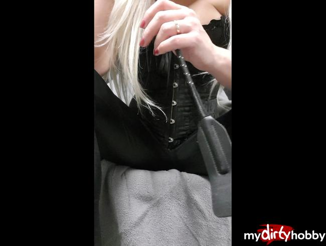 Video Thumbnail Dominant beleidigende Wichsanweisung