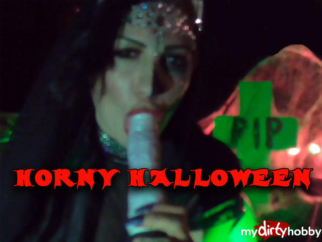 Video Thumbnail Horny HALLOWEEN