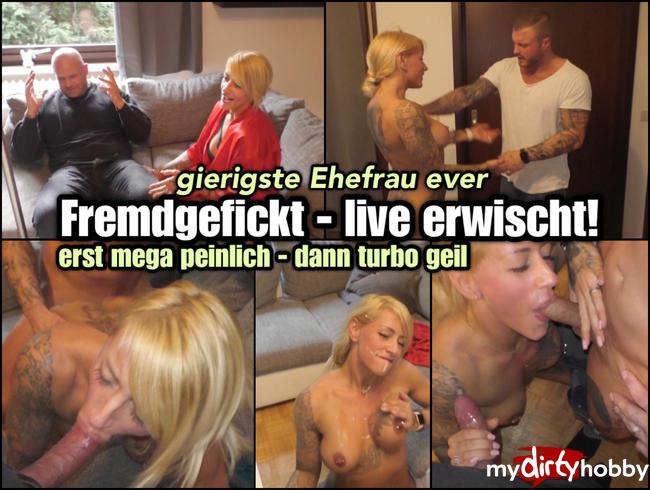 Video Thumbnail Fremdgefickt - live erwischt! Gieriges Eheweib!