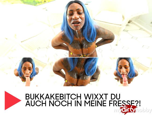 Video Thumbnail Bukkakebitch wixxt du auch noch in meine Fresse?!