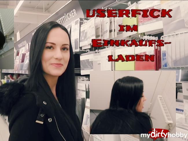 Video Thumbnail USERFICK im Einkaufsladen!!