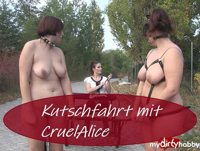 Video Thumbnail Kutschfahrt mit CruelAlice