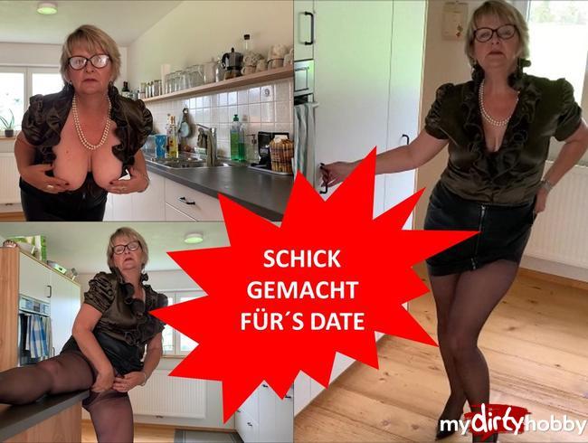 Video Thumbnail Schick gemacht für´s Date