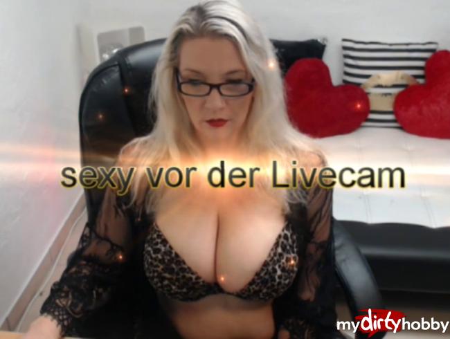 Video Thumbnail sexy vor der Livecam