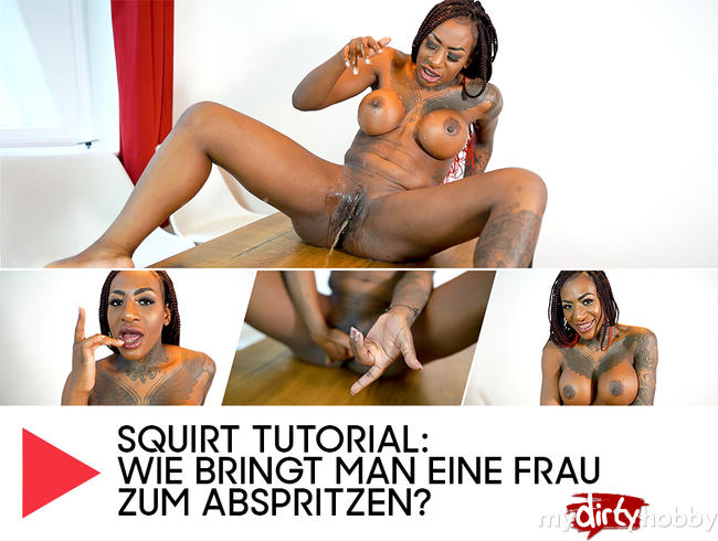 Video Thumbnail Squirt Tutorial: Wie bringt man eine Frau zum Abspritzen?