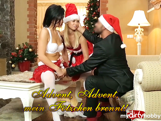 Video Thumbnail Advent, Advent, mein Fötzchen brennt!