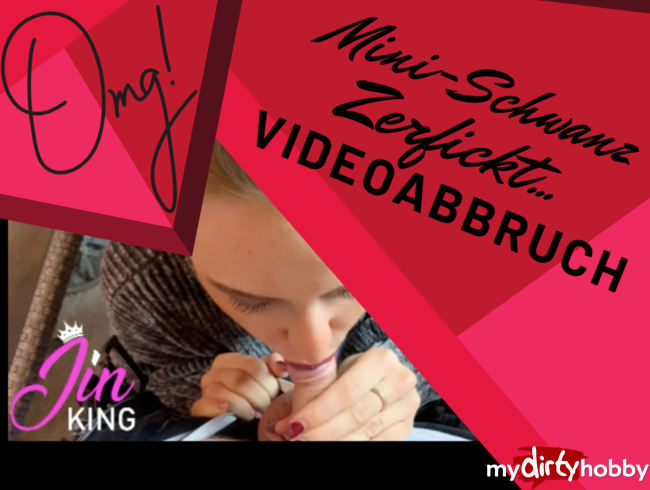 Video Thumbnail Mini Schwanz ZERFICKT- POV
