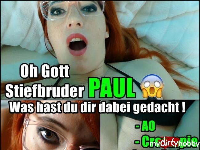 Video Thumbnail Fuck was hat sich Stiefbruder Paul dabei gedacht ?!
