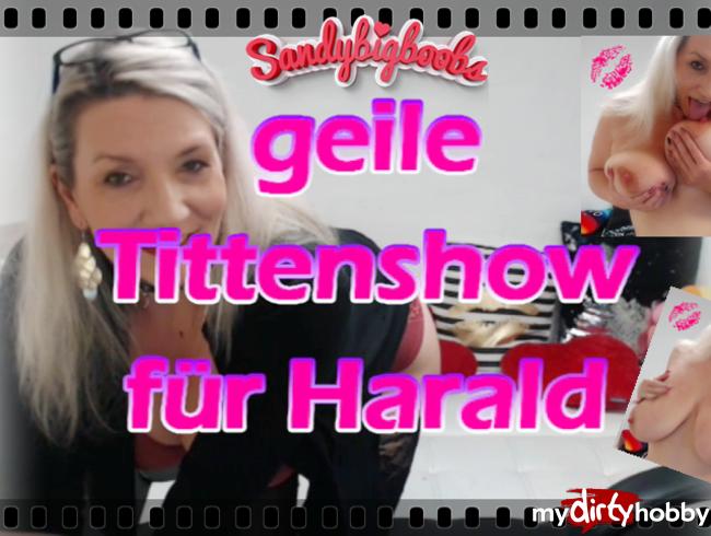 Video Thumbnail geile Tittenshow für Harald