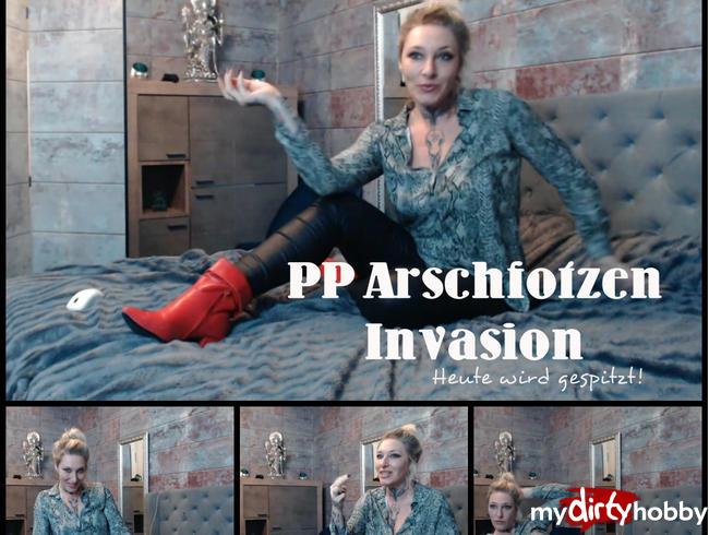 Video Thumbnail PP Arschfotzen INVASION! Heute wird gespitzt!
