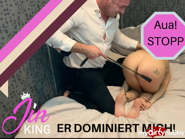 Video Thumbnail DOMINIERT - Mein 1. BDSM-VIDEO..AUA!