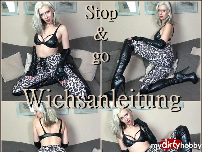 Video Thumbnail Stop and go Wichsanleitung