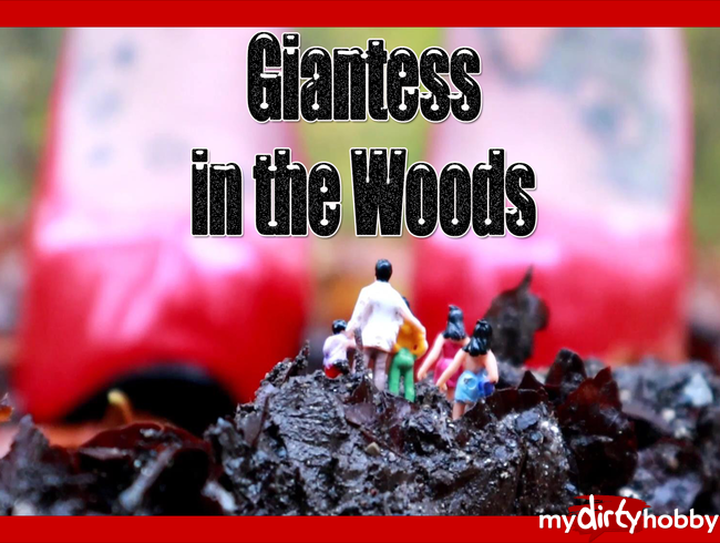 Video Thumbnail Giantess in the Woods
