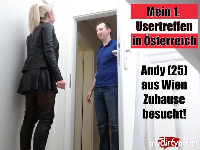 Video Thumbnail Mein 1. Usertreffen in Österreich | Andy (25) aus Wien Zuhause besucht!