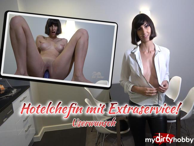 Video Thumbnail Hotelchefin mit Extraservice!! -Userwunsch