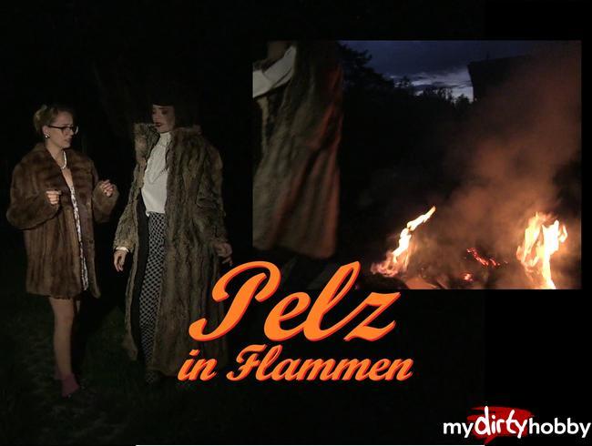 Video Thumbnail Pelz in Flammen