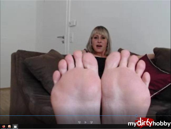 Video Thumbnail Glückstag für Fußfetischsten
