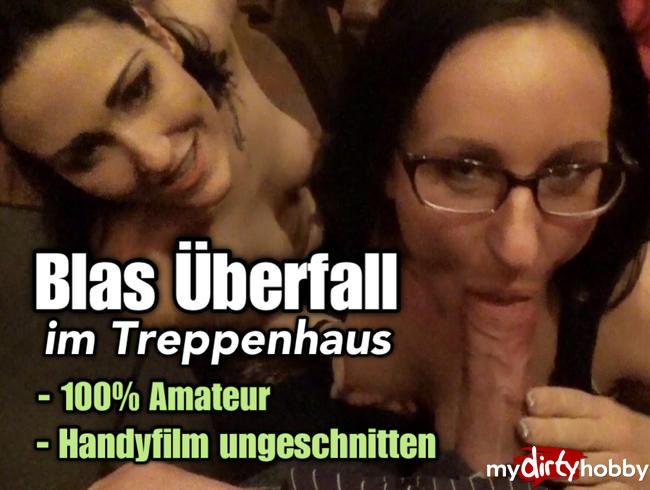 Video Thumbnail Blas Überfall im Treppenhaus