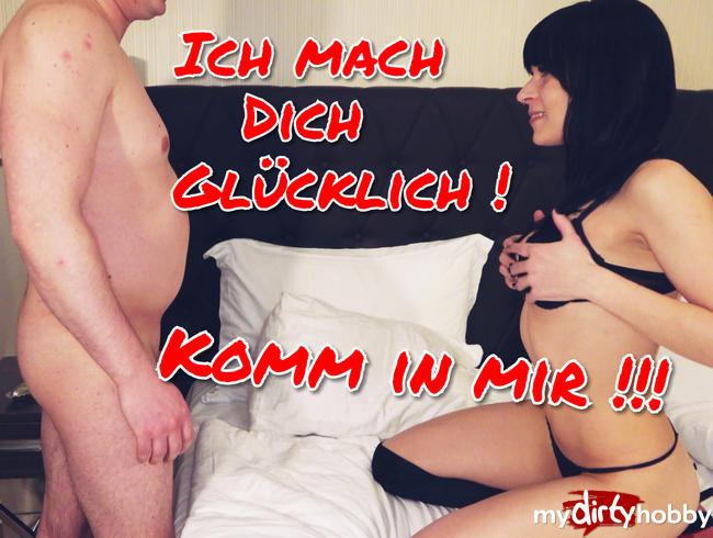 Video Thumbnail Komm ich mach dich Glücklich komm in Mir !!! User AO Creampie.