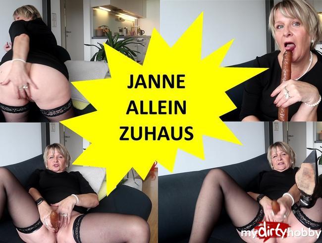 Video Thumbnail Janne alleine Zuhaus