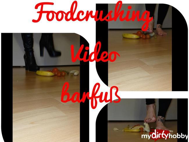 Aleksa81 - Foodcrushing barfuss
