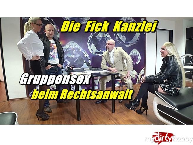 Video Thumbnail Die Fick Kanzlei - Gruppensex beim Rechtsanwalt
