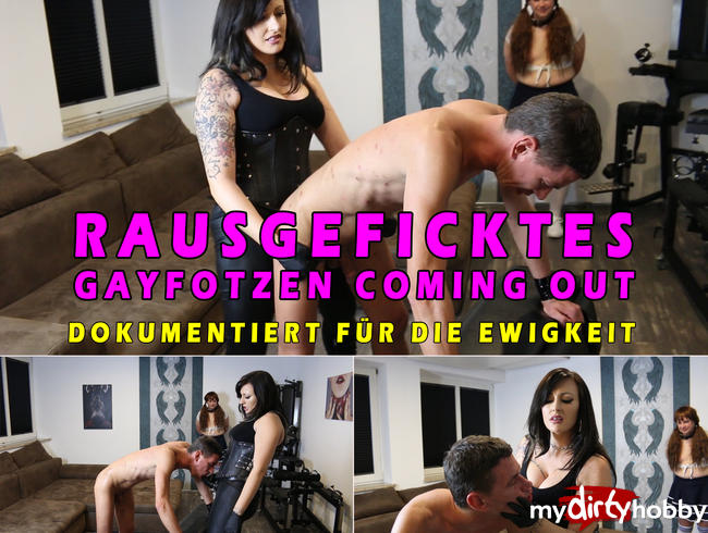 Video Thumbnail Rausgeficktes Gayfotzen Coming Out
