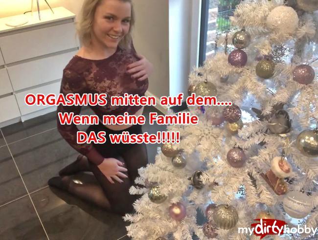 Video Thumbnail ORGASMUS mitten auf dem.... Wenn meine Familie DAS wüsste!!!!!